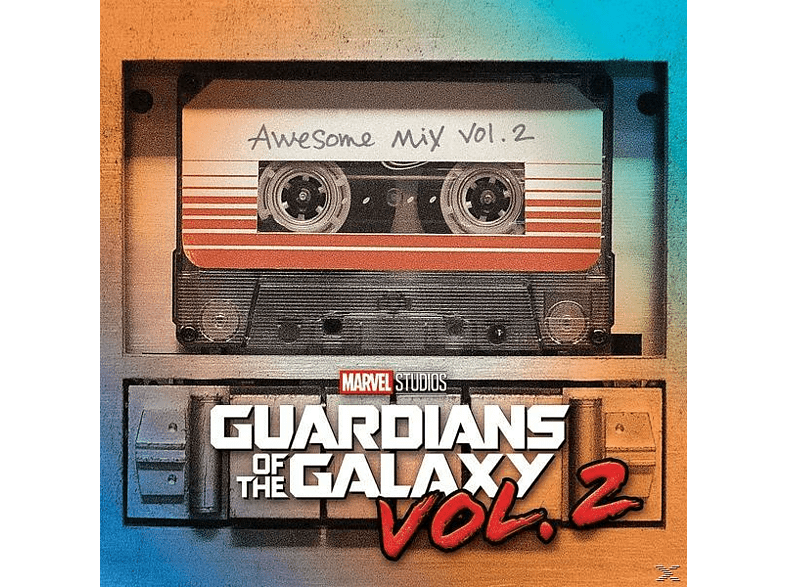 VARIOUS - Guardians Of The Galaxy: Awesome Mix Vol.2 (LP) [Vinyl]