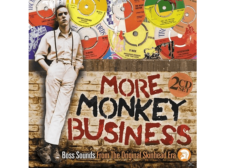 VARIOUS - More Monkey Business [CD]