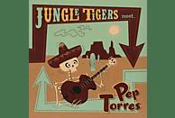 "Pep Torres, Jungle Tigers - Jungle Tigers Meet Pep Torres (Lim.Ed.10"") [Vinyl]"