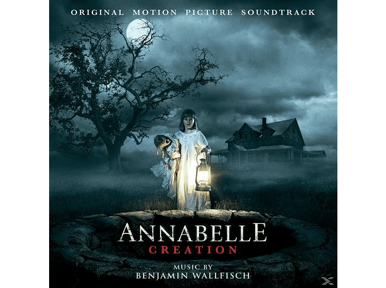 Ost-original Soundtrack - Annabelle-Creation [CD]