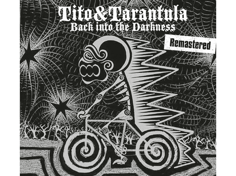 Tito & Tarantula - Back Into The Darkness (Remastered) [CD]