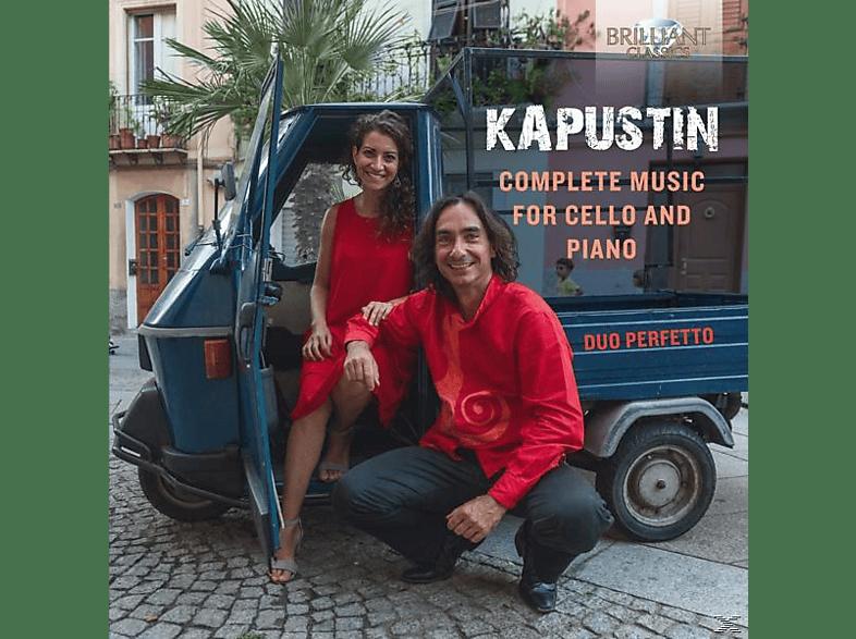 Duo Perfetto - Complete Music For Cello [CD]