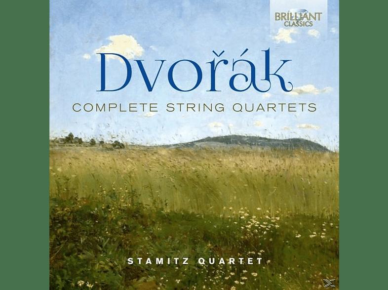 Stamitz Quartet - Complete String Quartets [CD]
