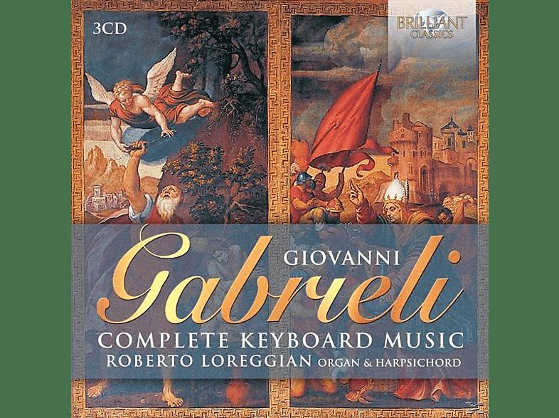 Roberto Lorregian - Complete Keyboard Music [CD]
