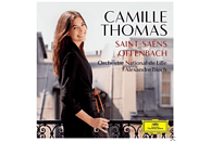 Camille Thomas, Orchestre National De Lille, Alexandre Bloch - Saint-Saens & Offenbach [CD]