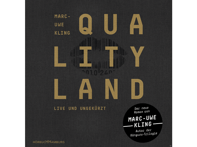QualityLand (schwarze Edition) - (CD)
