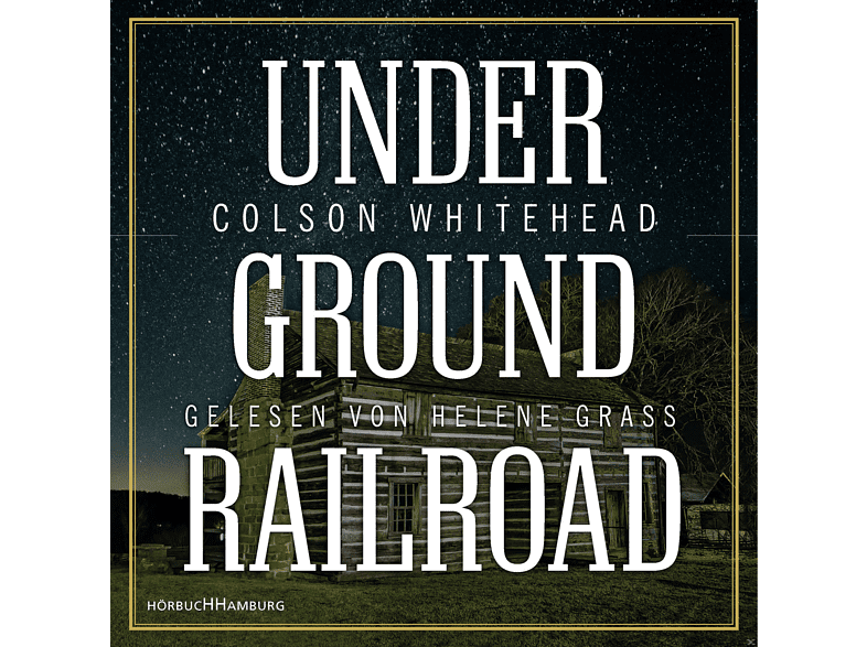 Underground Railroad - (CD)