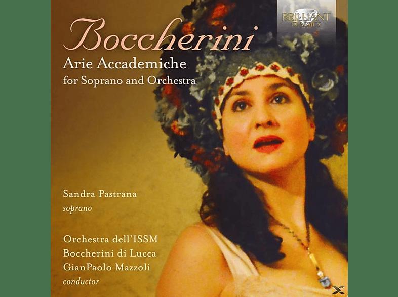 Sandra Pastrana, Orchestra dell'Istituto Superiore di Studi - Arie Accademiche For Soprano And Orchestra [CD]
