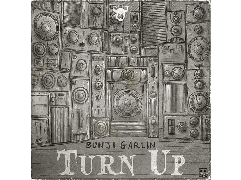 Bunji Garlin - Turn Up (Digipak) [CD]