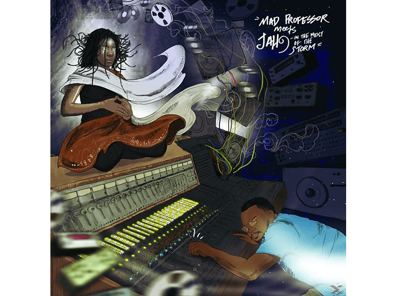Mad Professor, Jah 9 - In The Midst Of The Storm [CD]