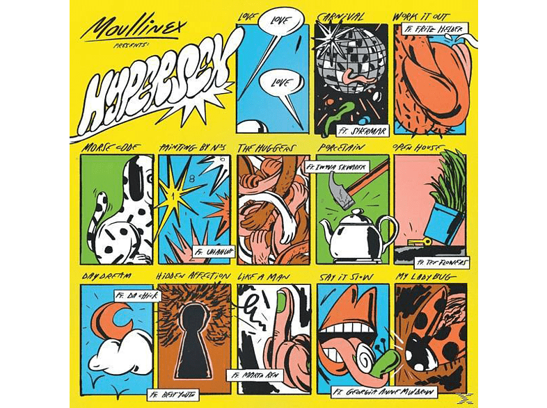Moullinex - Hypersex [CD]