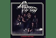Air Raid - Across The Line (Transparent Blood-Red Vinyl) [Vinyl]