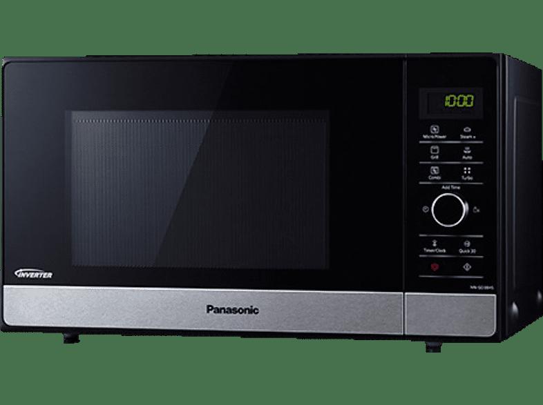 PANASONIC NN-GD 38 HSGTG Mikrowelle (1000 Watt)