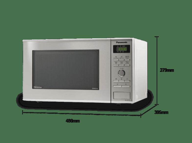 PANASONIC Mikrowelle NN GD 37 HSGTG online kaufen | MediaMarkt