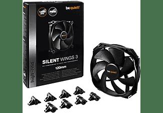 BE QUIET Ventilator Silent Wings 3 PWM, 120mm (BL066)