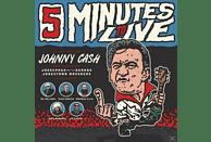 Joecephus, The George Jonestown Massacre, W.S. Holland, Mick Harvey, Warren Ellis, Buzz Osborne, JD Pinkus - Five Minutes To Live: A Tribute To Johnny Cash EP [Vinyl]
