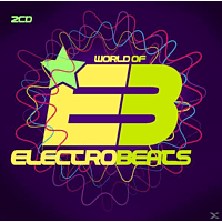 VARIOUS - World Of Electro Beats [CD]