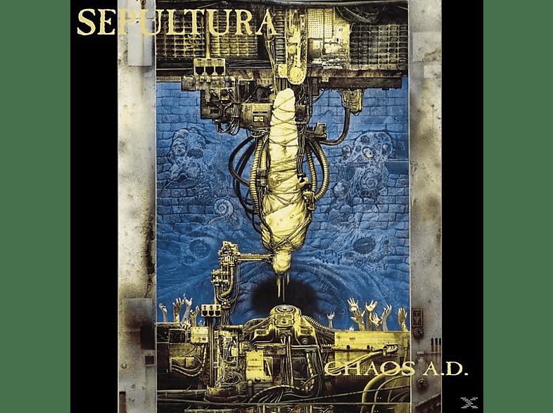 Sepultura - Chaos A.D. [Vinyl]