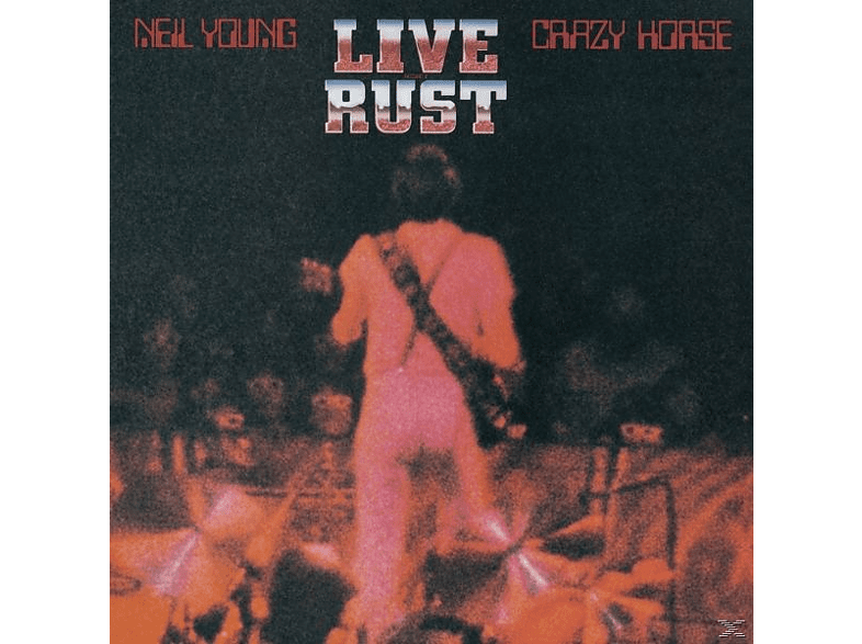 Neil Young, Crazy Horse - Live Rust [Vinyl]