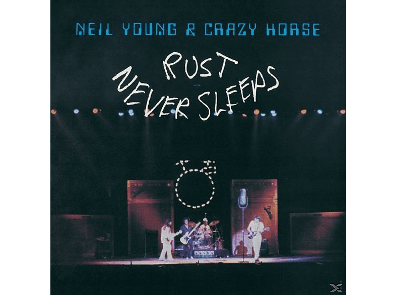 Neil Young, Crazy Horse - Rust Never Sleeps [Vinyl]