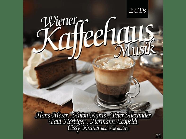 VARIOUS - Wiener Kaffeehaus Musik [CD]