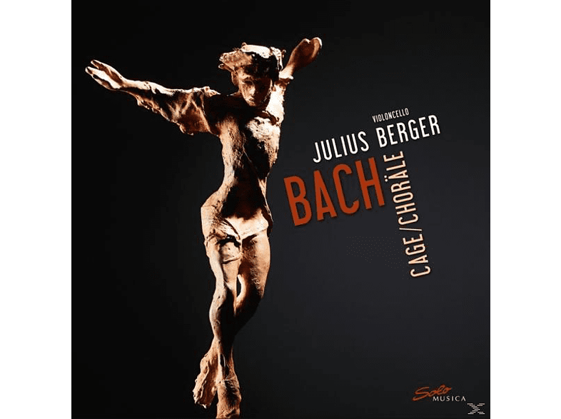 Julius Berges - Bach,Cage: Choräle [CD]