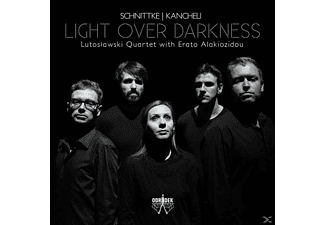Erato & Lutoslaski Quartet Alakiozidou - Light Over Darkness  - (CD)