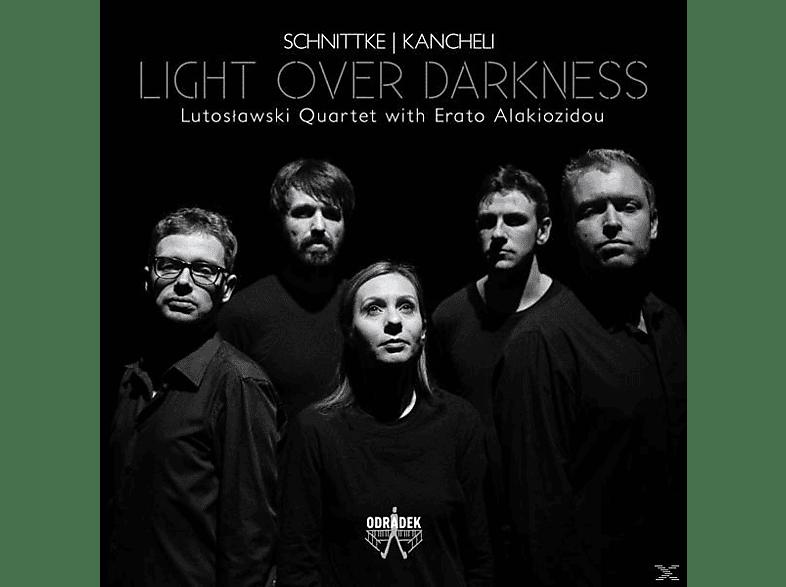 Erato & Lutoslaski Quartet Alakiozidou - Light Over Darkness [CD]