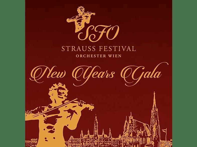 Willy Strauss Festival Orchester Wien & Büchler - New Year's Gala [CD]