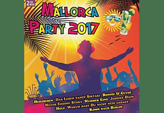 VARIOUS - Mallorca Party 2017  - (CD)
