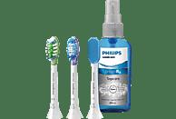 PHILIPS HX 9924/03 Sonicare DiamondClean Smart elektrische Zahnbürste Weiß