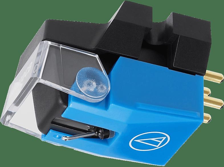 AUDIO-TECHNICA VM610MONO Tonabnehmer, Schwarz/Blau