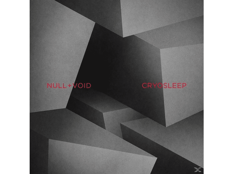 Null+void - Cryosleep (LTD Coloured LP+MP3) [LP + Download]