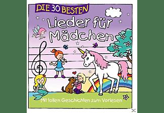 Simone Sommerland, Karsten Glück, Die Kita Frösche - Die 30 Besten Lieder Für Mädchen  - (CD)