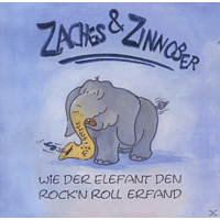Zinnober - Wie Der Elefant Den Rock'n Rol - (CD)