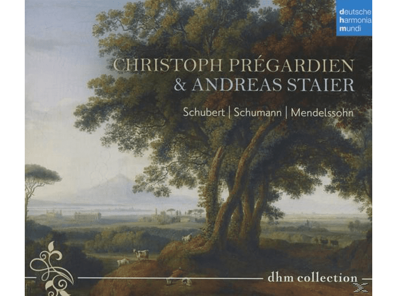 Christoph Prégardien, Andreas Staier - Prégardien/Staier-dhm Collection [CD]