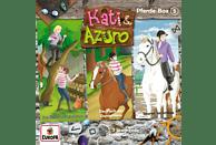 Kati & Azuro - 005/3er Box (Folgen 13,14,15) - (CD)