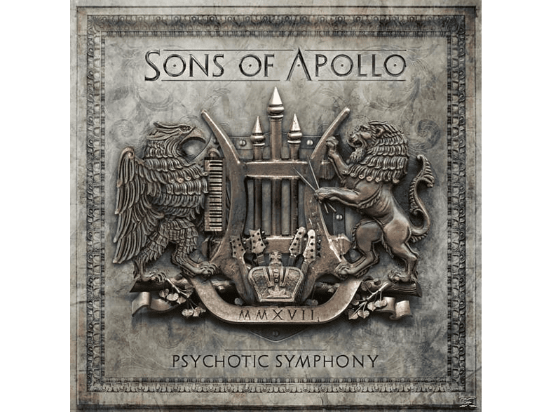 Sons Of Apollo - Psychotic Symphony [LP + Bonus-CD]