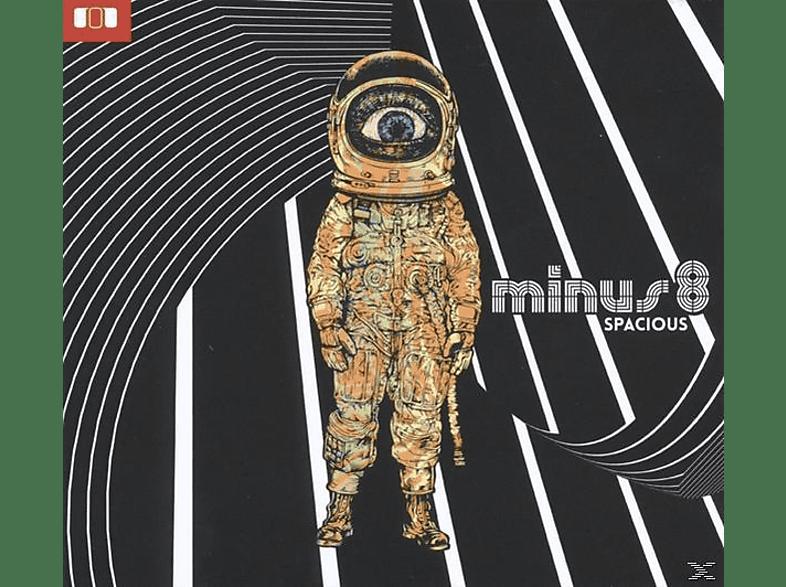 Minus 8 - Spacious [CD]
