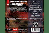 Spier,Nana/Friedrich,Hanno/Levin,Robert/+++ - Mord in Serie 29: Brennender Hass - (CD)