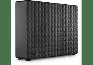 SEAGATE Expansion+ Desktop, 4 TB HDD, 3,5 Zoll, extern, Schwarz