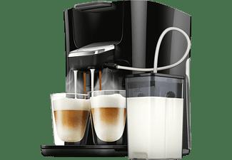 PHILIPS SENSEO® HD6570/60 Latte Duo Padmaschine, Klavierlackschwarz