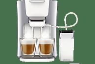 PHILIPS SENSEO® HD6574/20 Latte Duo Pearl Padmaschine, Perlmuttsilber