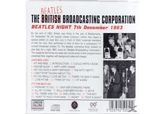 The Beatles - Beatles Night 7th December 1963  - (CD)