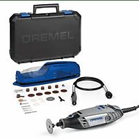DREMEL 3000-1/25 (F0133000JP) Multifunktionswerkzeug, Grau