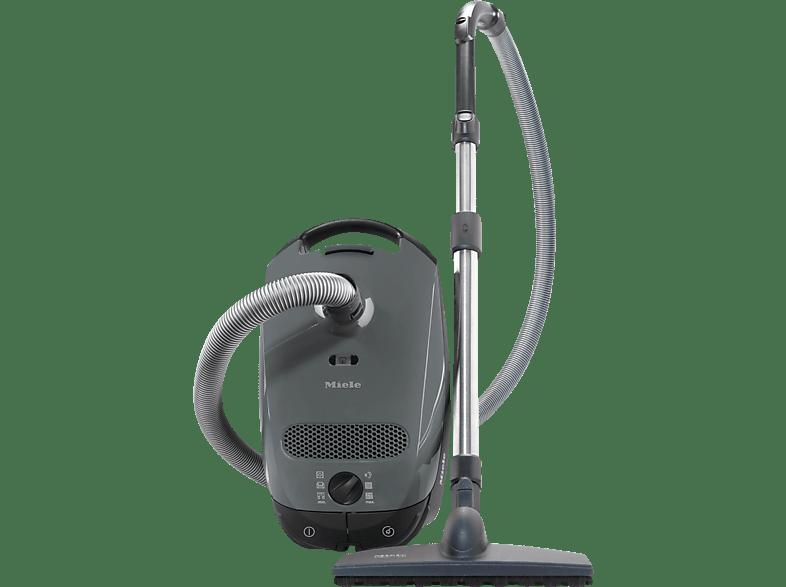 MIELE Classic C1 Parquet EcoLine (mit Beutel, AirClean Filter, Motorschutzfilter, Techblau)