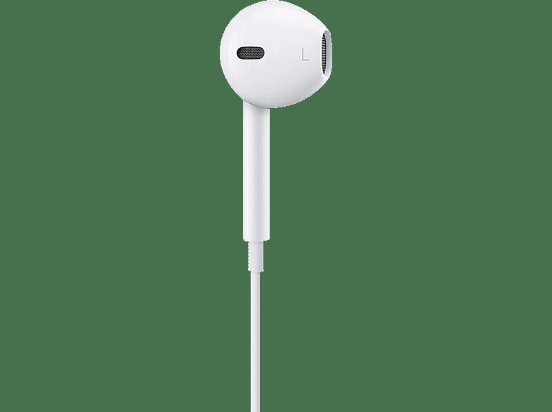 APPLE MNHF2ZM/A Earpods, In-ear Kopfhörer  Weiß