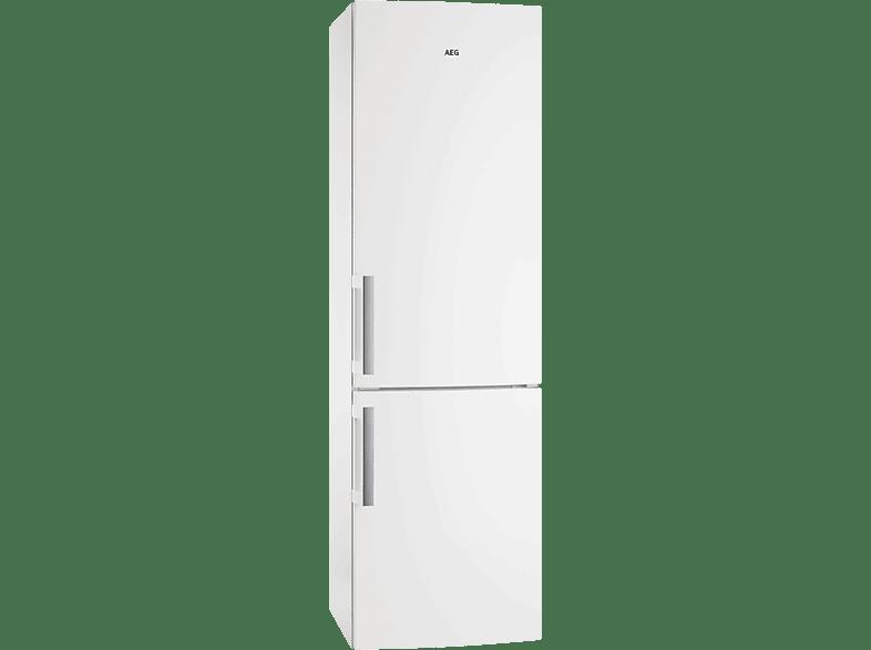 AEG RCB53121LW - 925 053 310  Kühlgefrierkombination (A++, 231 kWh/Jahr, 1745 mm hoch, Weiß)