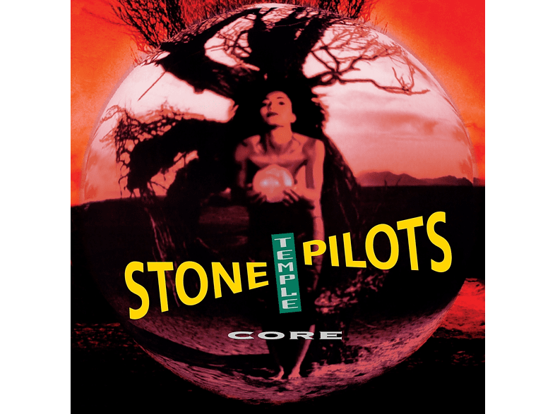 Stone Temple Pilots - Core (Super Deluxe Edition)  [CD + DVD Video]