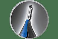 REMINGTON NE3850 NanoSeries Hygiene Clipper Nasen-/Ohrhaartrimmer Grau/Blau